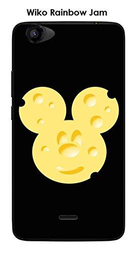 Coque Wiko Rainbow Jam design Mickey