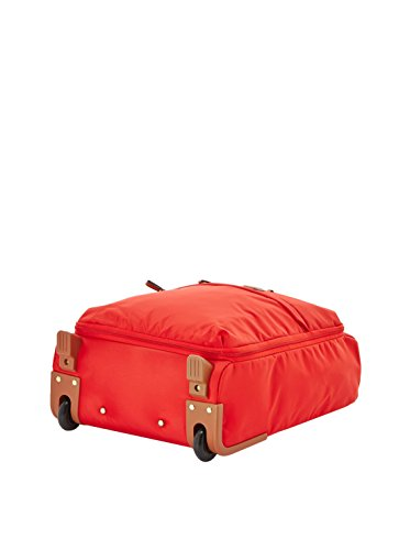 Bric's X-travel Trolley Orange/Brown rosso