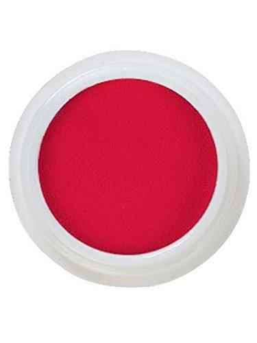 nailopéra acrylique poudre de couleur, rouge, 1er Pack (1 x 5 ml)