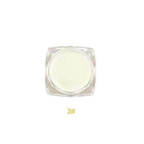 Nagellack,Förderung,PorLous2019 Frau Mode Meerjungfrau Pulver Staub Perle Shell Glimmer Nail Art Pigment Shimmer Maniküre-Tipps Schnell Trocknend Dauerhaft 2