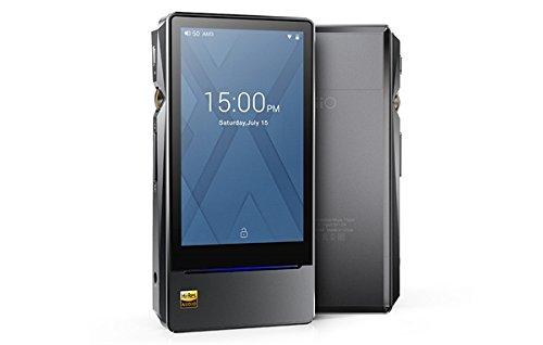 FiiO X7 Mark II portabler High Definition Audio und MP3 Player - 384Khz/64Bit - Bluetooth 4.1 APTX - Tochwheel zur Navigation High-definition-audio