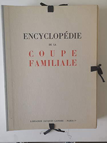 ENCYCLOPEDIE DE LA COUPE FAMILIALE. Tome 2 Applique Coupe