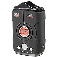 VISTARIC V8 360 Grad Vollband-Scan-Stimme Anti-Radar-Detektor