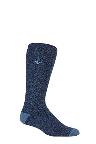 Glenmuir Heat Halter Winter Thermo Golfsocken - Marine, UK 7-11 (Thermo-socken-wärme-halter)
