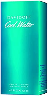 DAVIDOFF Cool Water Eau de Toilette Man 125ml