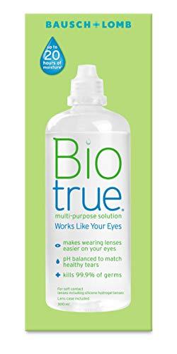 Biotrue Mehrzweck-Kontaktlinsenlösung 300ml - 2