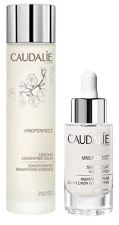 Caudalie Vinoperfect Essenz 150ml plus Vinoperfect Serum plus Lippenpflege
