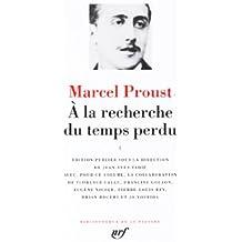 Proust : A la recherche du temps perdu, tome 1