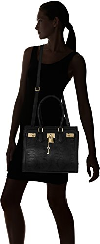 Aldo Gilliam, Shopper Donna, Taglia Unica Nero (Black/98)