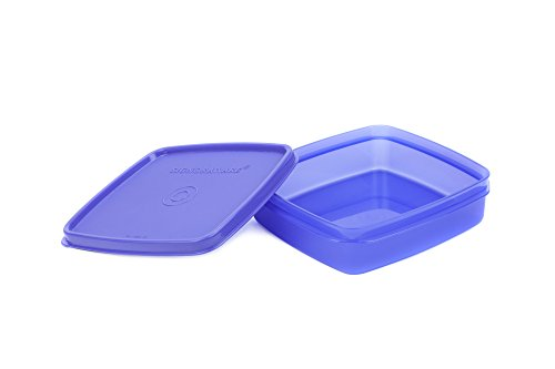 Signoraware Smart N Slim Plastic Lunch, Deep Violet  available at amazon for Rs.130