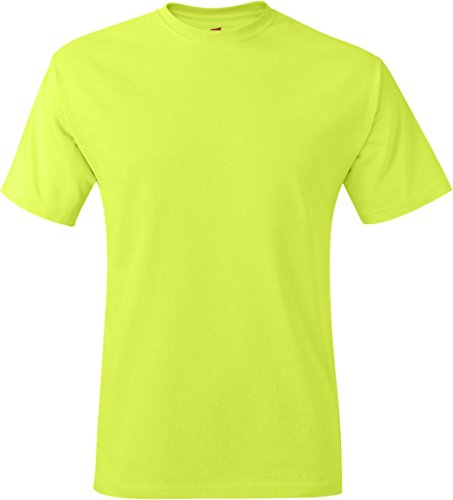 The Adicts auf American Apparel Fine Jersey Shirt Safety Green