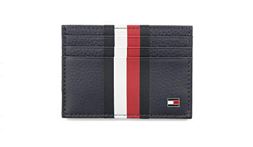 TOMMY HILFIGER BLOCK STRIPE CC HOLD, 413