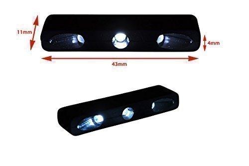 Luz LED de Matrícula Universal para Moto / Motocicleta / Quad /...