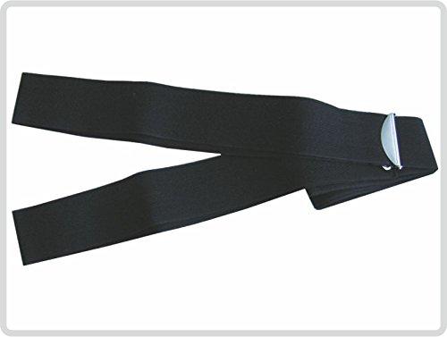 Armtragegurt doppelte Schlaufe,schwarz - Armschlinge, Armgurt, Armschlaufe