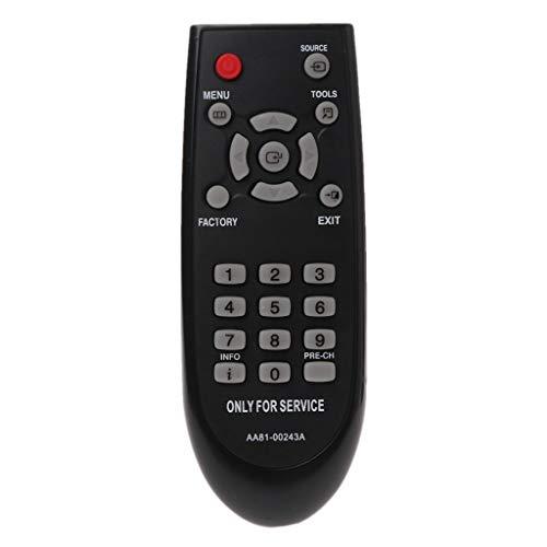 CoralStore AA81 00243A Ersatz Fernbedienung Fur Samsung Service Menu Mode TM930 TV Fernseher