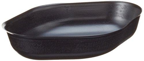 neoLab 1-1375 Wägeschalen Diamantform, 71 mm x 46 mm x 14 mm, 25 mL, Schwarz (500-er Pack)