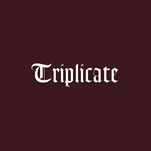 Triplicate (3-CD-Box) -