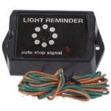 LICHTWARNSUMMER 12V - 298.12.80 - Licht-Aus Kontrollsignal -