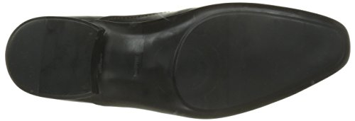 Azzaro Georgil, Chaussures lacées homme Noir