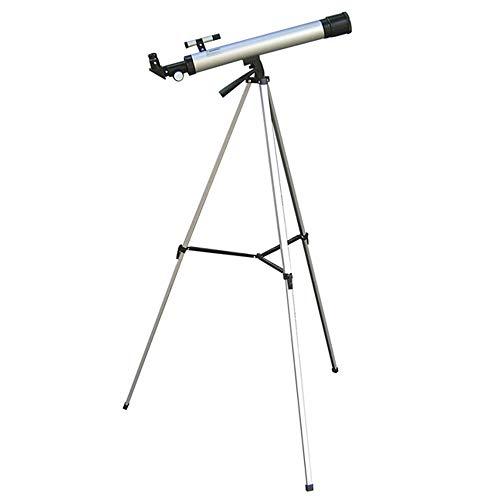 DDSGG Telescopio Oculare filtri, Buon telescopio da Viaggio con Zaino per Bambini e Principianti, Adatto per osservare Le Stelle e Birding