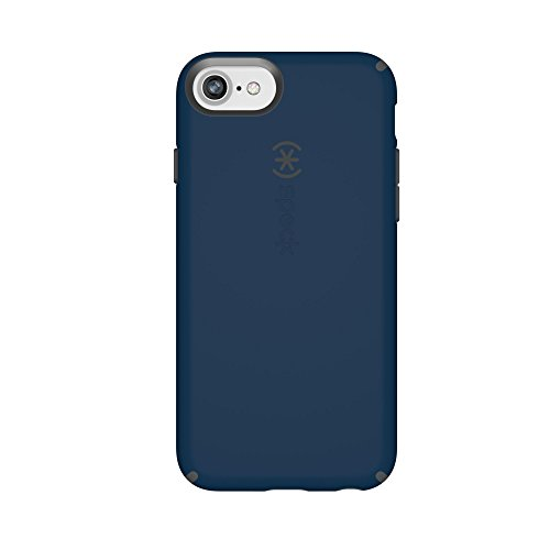 0f22c1648d3 Speck Products CandyShell - Carcasa para iPhone 8, Color Negro y Gris