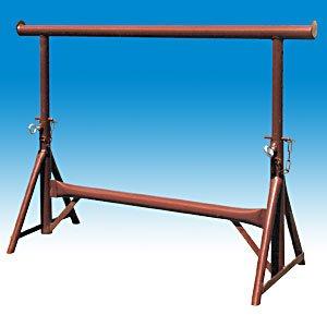 Putzergerüstbock Mauerbock Gerüstbock Höhe 0,50m ausziebar bis 0,80m Breite 1,10m