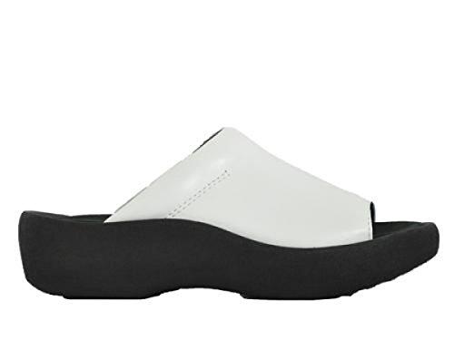 Wolky Comfort Nassau - 30100 Weiß Leder - 39