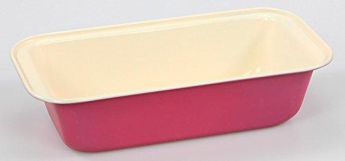 Kastenkuchenform Backform nonstick 26x13x6cm (pastelllila)