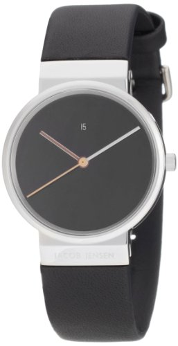 Jacob Jensen Damenarmbanduhr Jacob Jensen Stainless Steel 852