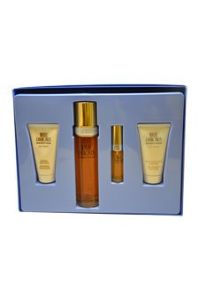 Elizabeth Taylor WH089 White Diamonds 4 Piece Gift Set for