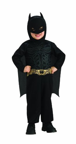 Batman - The Dark Night Rises - Kinder Kostüm - Kleinkind - (Outfits Batman Kleinkinder Für)