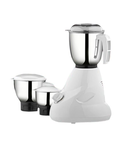 Butterfly Rhino 550-Watt Mixer Grinder with 3 Jars (White)  available at amazon for Rs.2100