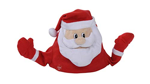 Merry Weihnachtsmütze: Singende und Tanzende Nikolausmütze