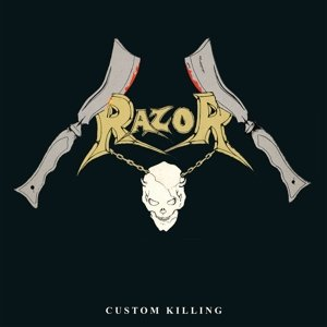 Razor: Custom Killing (Ltd.Silver Vinyl) [Vinyl LP] (Vinyl)