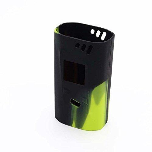 Kole, funda protectora de silicona para Smok Alien 220 W Black Green