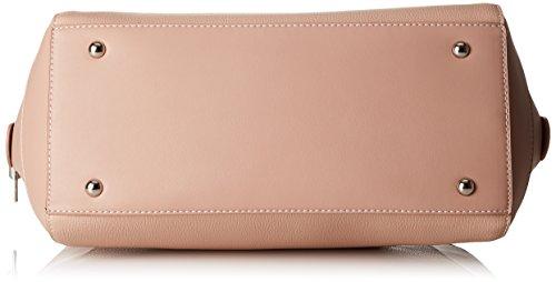 David Jones - 5749-2, Borse a spalla Donna Rosa (Pink)