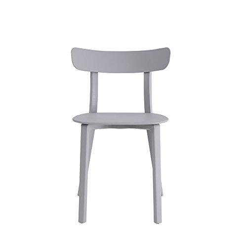 LJHA Tabouret pliable chaise Loisirs tables et chaises de café Chaise à manger 4 couleurs disponibles 50 * 80cm chaise patchwork (Couleur : B)