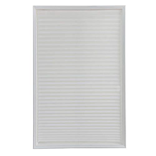 Vosarea Vorhang aus Vliesstoff, selbstklebend, für Vorhang, für Badezimmer, Küche, Balkon