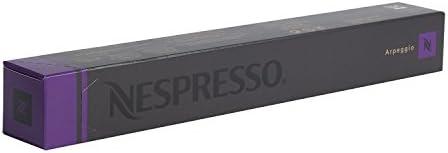 Nespresso Espresso Arpeggio Coffee Capsules - 10 capsules