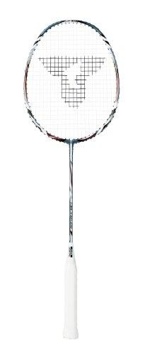 Talbot Torro Badmintonschläger Isoforce 1011.4, anthrazit-rot-silber, 439520