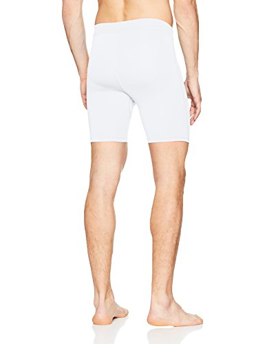 Puma Men s LIGA Baselayer Short Tight Pants  White  Small