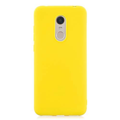 cuzz Funda para Xiaomi Redmi 5 Plus+{Protector de Pantalla de Vidrio Templado}...