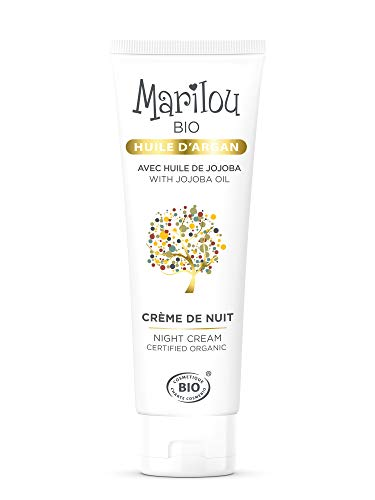 Marilou Bio Crema di Notte Argan Tubo di 50 ml...
