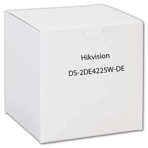 Hikvision DS-2DE4225W-DE 2MP 25× Netzwerkgeschwindigkeitskuppel, 1/2,8 Zoll Progressive Scan CMOS bis 1920 × 1080 @ 30 fps Auflösung Digital Network Farbe