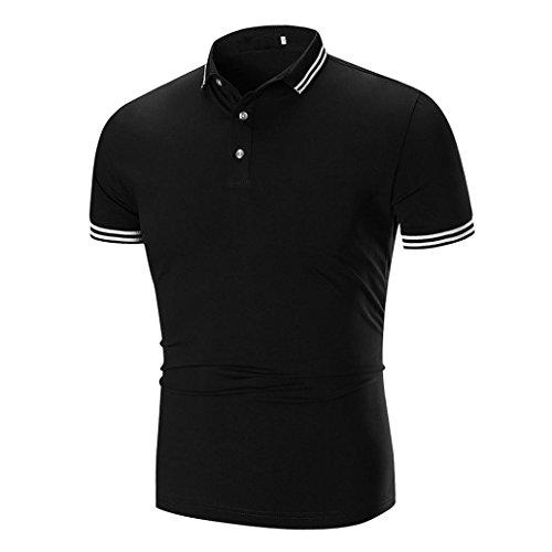 Bügelleicht für Anzug, Business, Hochzeit, Freizeit Langarm Hemden für Männer (Slipknot Anzug)