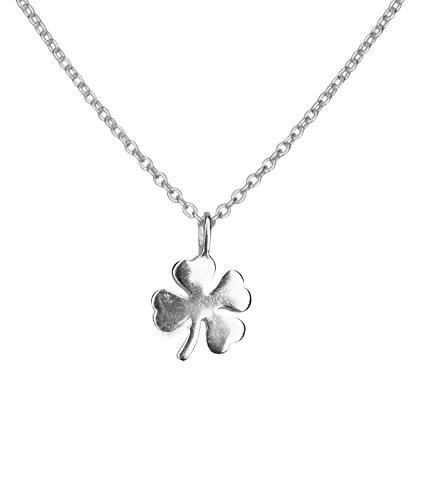 SIX 925 Silber Damen Halskette, Kette mit Anhänger, -