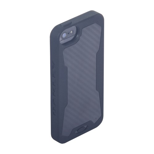 Oakley Herren Tasche Cylinder Block iPhone 5, Black, 14 x 10 x 5 cm, 99210-001 (Oakley Iphone 5 Case)