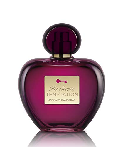 Antonio Banderas Her Secret Temptation EDT Spray, 80 ml -