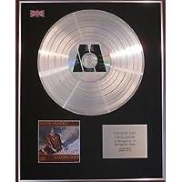 Stevie Wonder CD Platinum disc- Talking Book