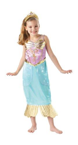 Imagen de fancydressfactory  disfraz de princesita para niña, talla s 3  4 años  884117s